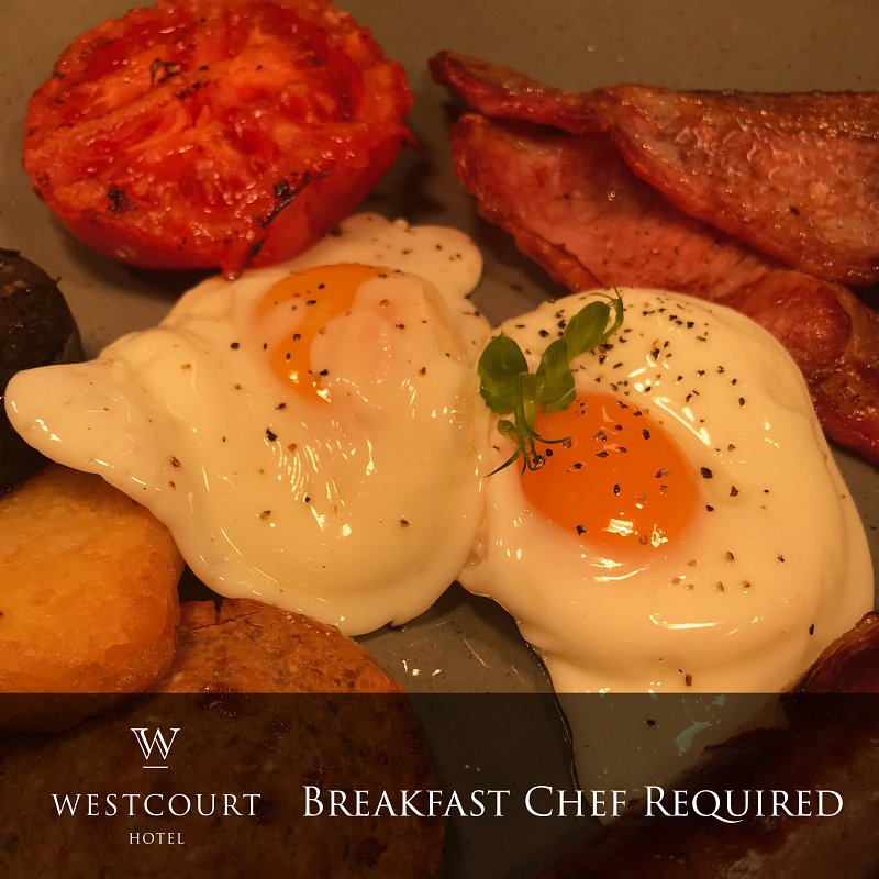 Breakfast Chef Required